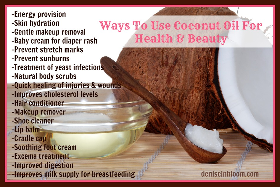 Coconut Oil On A Bamboo Mat Guru Ghantaal